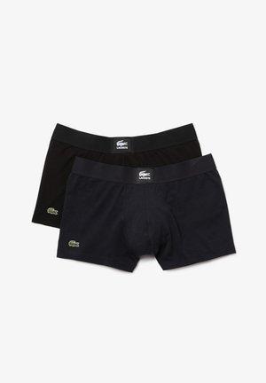 5H1041 2-PACK - Shorty - gris fonce / noir