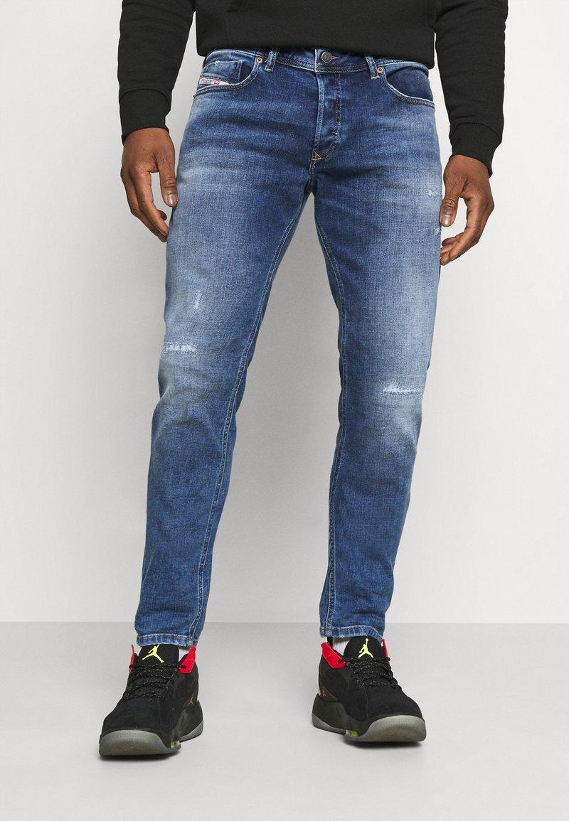 Diesel - SLEENKER - Jeans Skinny - medium blue