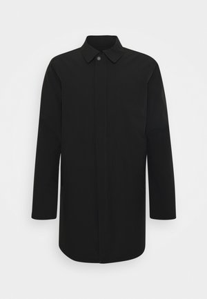 TECHNICAL - Short coat - black