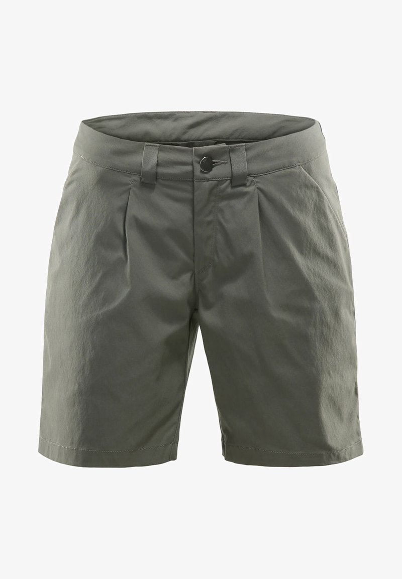 Haglöfs - MID SOLID SHORTS - Outdoor shorts - beluga