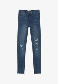 Levi's® - 720 HIGH RISE SUPER SKINNY - Skinny džíny - hometown blue - 2