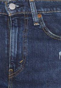 Levi's® - 519™ EXT SKINNY HI BALLB - Jeans Skinny Fit - blue denim - 6