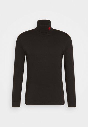 DEROLLO - Top sdlouhým rukávem - black