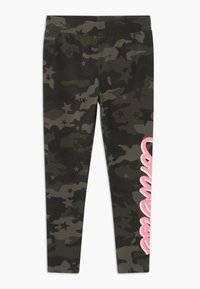 Converse - CAMO - Legging - shadow green - 0