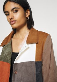 Jaded London - PATCHWORK JACKET WITH BUTTON FRONT - Summer jacket - multi - 5