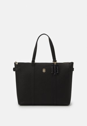 SOFT TOTE - Sac à main - black