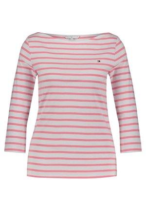 AISHA BOAT - T-shirt à manches longues - pink (71)