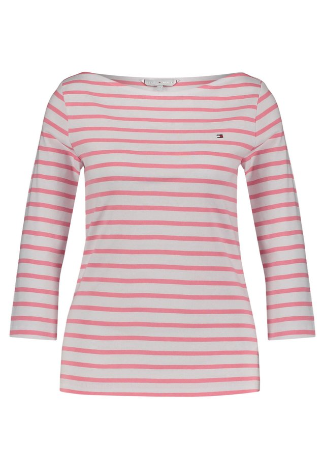 AISHA BOAT - Long sleeved top - pink (71)