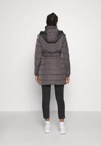 Morgan - GIRO - Abrigo de plumas - gris anthracite - 3