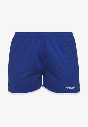 HMLAUTHENTIC  - Pantalón corto de deporte - true blue