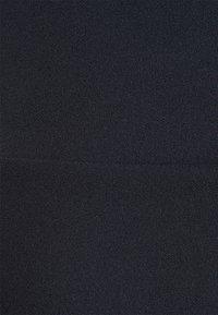 Missguided - ONE SHOULDER TWIST BRIDESMAID DRESS - Suknia balowa - navy - 7