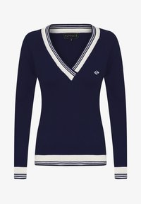 Sir Raymond Tailor - Maglione - navy - 3