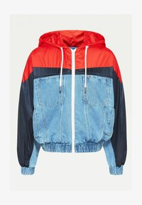 Tommy Jeans - Light jacket - red,light blue,blue - 3