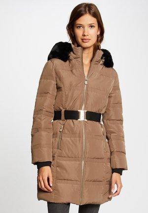 Winter coat - bronze