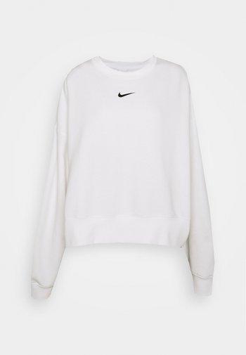 CREW - Bluza - white/black