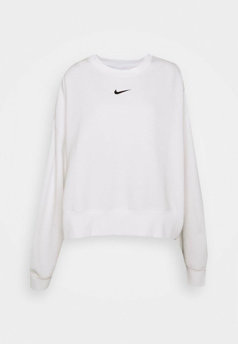 Nike Sportswear - CREW - Sudadera - white/black