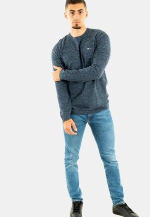 Sweatshirt - bleu