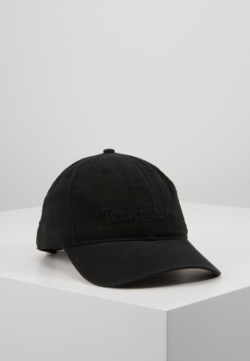 Timberland - Czapka z daszkiem - black