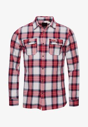 CLASSIC LUMBERJACK  - Shirt - red ensign check