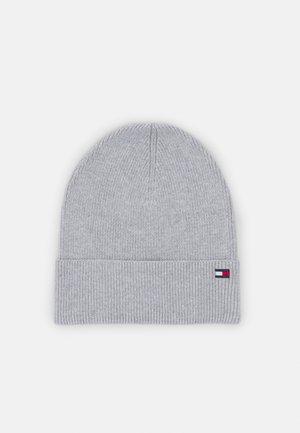 ESSENTIAL BEANIE - Pipo - light grey heather
