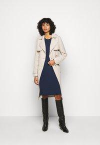 Repeat - DRESS - Jumper dress - dark blue - 1