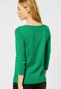 Cecil - Long sleeved top - grün - 2