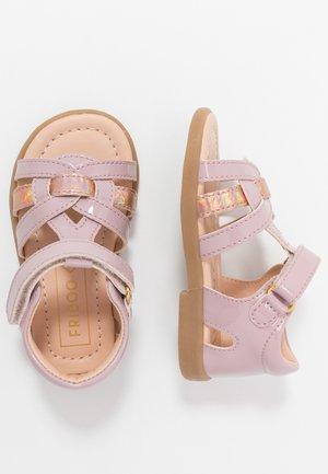 Sandály - mauve