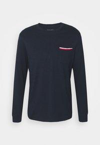 Pier One - Långärmad tröja - dark blue - 4