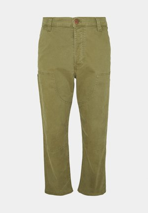 CASEY UTILITY - Trousers - lone tree green