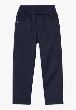 KIDS WARM LINED TROUSERS - Stoffhose - nachtblau original