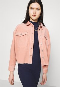 ONLY - ONLMARINA BITTEN LIFE - Summer jacket - misty rose - 3