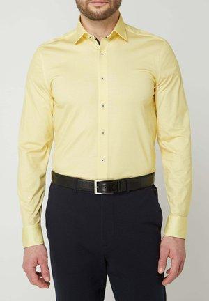 SLIM FIT - Shirt - gelb
