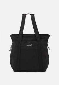 anello - 2WAY TOTE BACKPACK UNISEX - Rucksack - black - 0