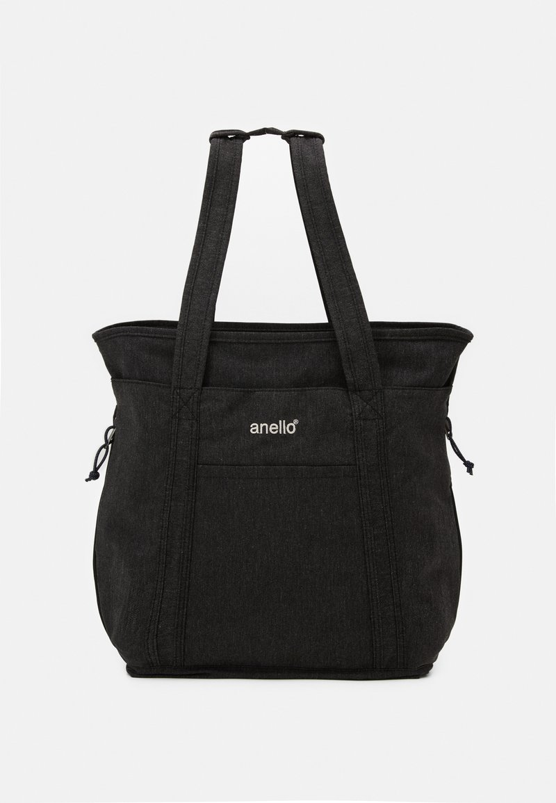 anello - 2WAY TOTE BACKPACK UNISEX - Rucksack - black