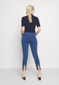 HUGO - CHARLIE CROPPED - Jeans Skinny Fit - light/pastel blue - 2