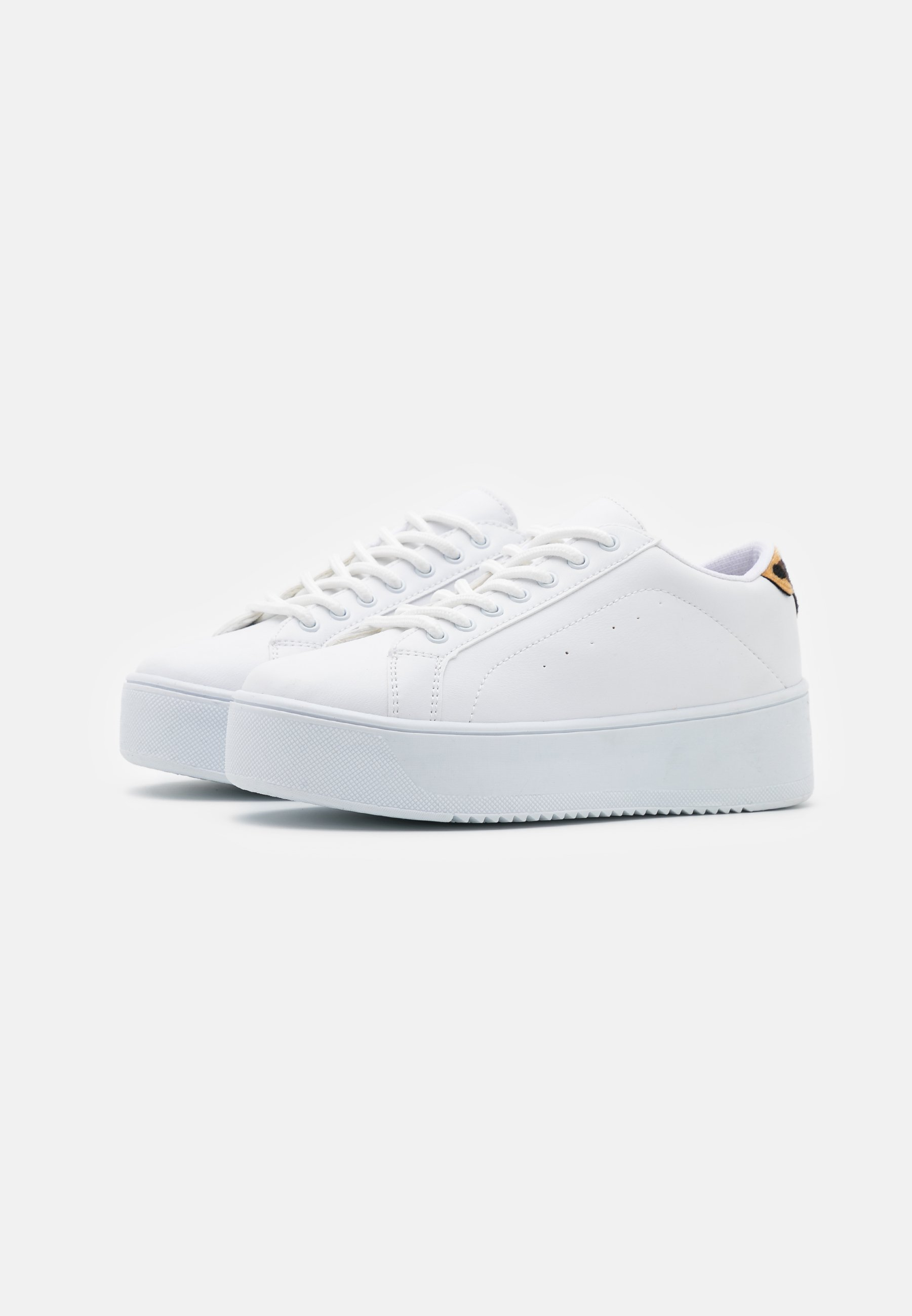 Nly By Nelly Go Flex Platform - Sneakers White