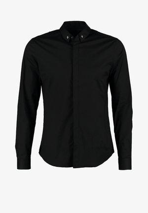 Overhemd - jet black