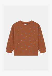 Cotton On - SAGE CREW - Sweatshirt - amber brown - 0