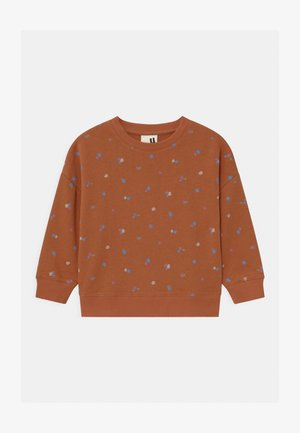 SAGE CREW - Sweatshirt - amber brown