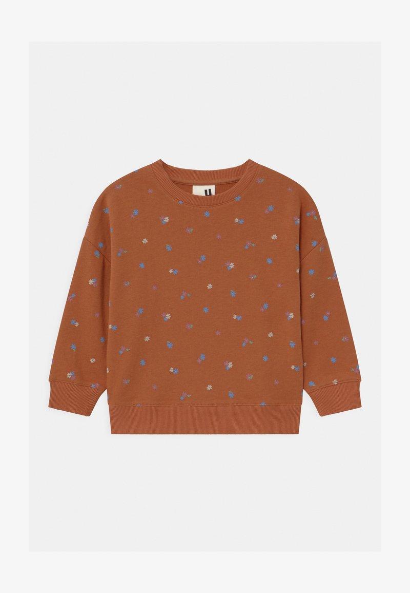 Cotton On - SAGE CREW - Sweatshirt - amber brown