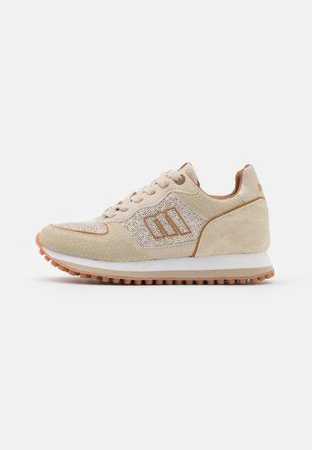 SELVA - Sneakers laag - dilma/beige