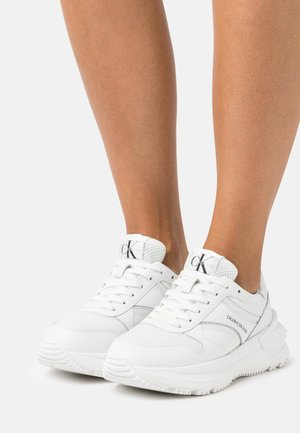 RUNNER LACEUP SNAP  - Trainers - triple white