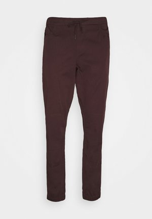 NOTION PANTS - Stoffhose - port