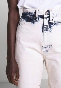 Proenza Schouler White Label - WIDE LEG CROP - Široké džíny - bleached denim - 3
