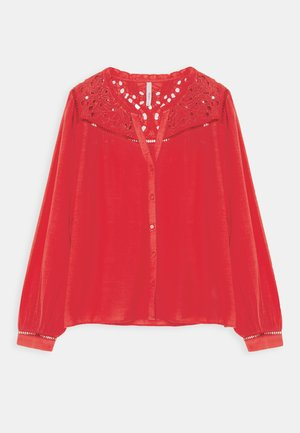 CARINA - Blouse - mars red