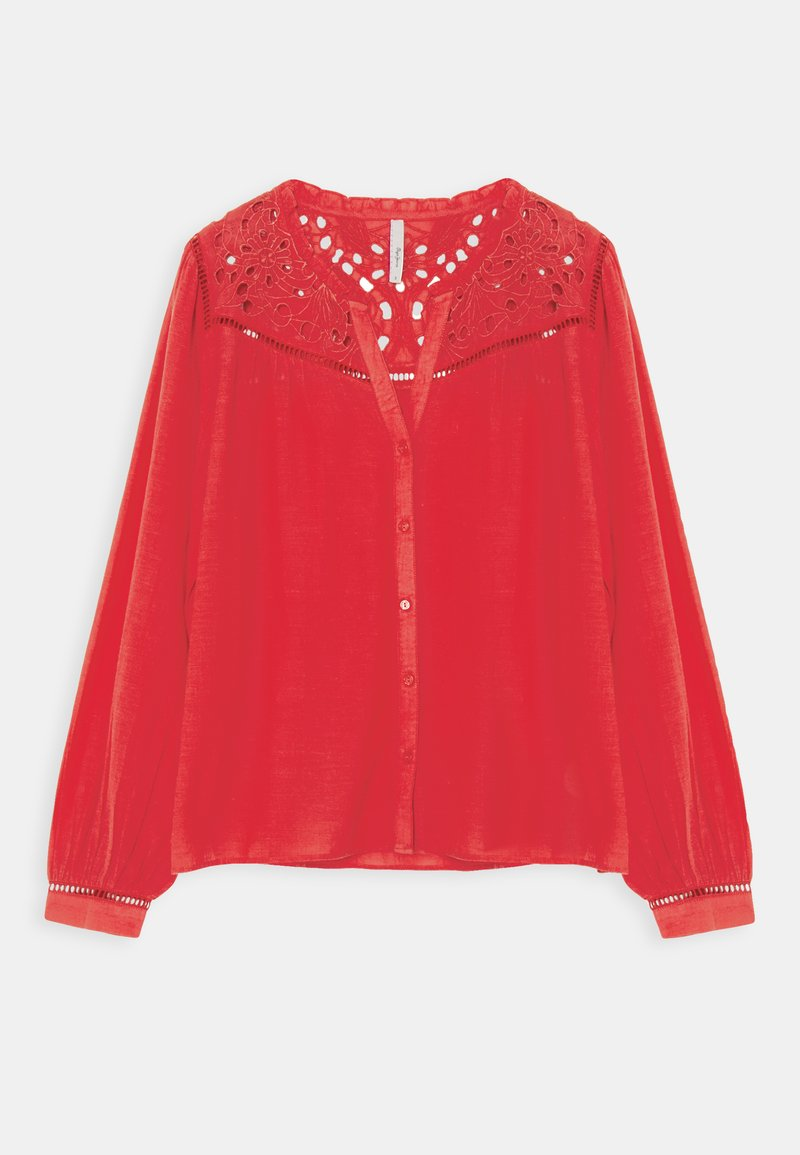 Pepe Jeans - CARINA - Bluser - mars red