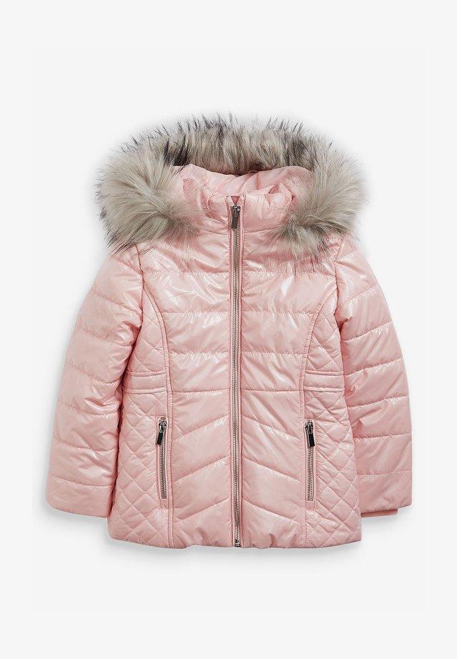 Vinterjacka - pink
