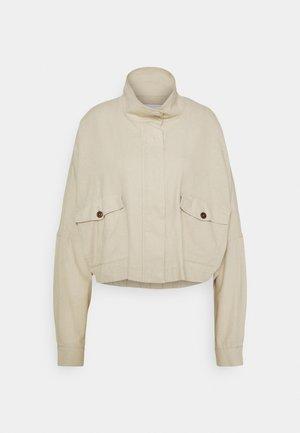 HYENA - Summer jacket - shiitake