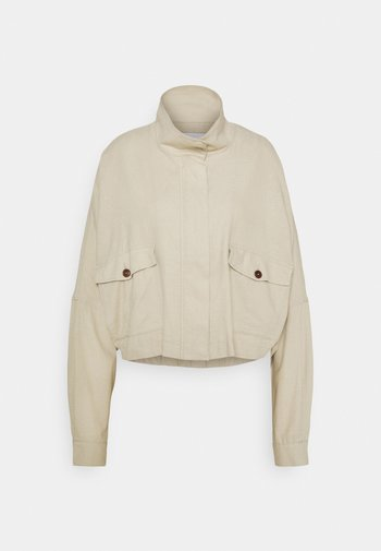 HYENA - Lehká bunda - shiitake