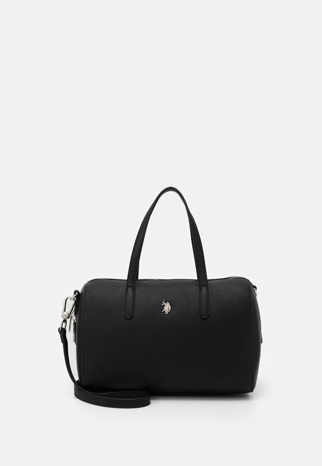 JONES BOWLING BAG - Håndveske - black